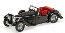 Bugatti Type 57c Corsica Roadster 1938 1:43 Model 437110430 MINICHAMPS
