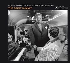 The Great Summit Louis Armstrong & Duke Ellington Audio CD