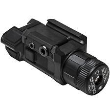 NcSTAR VISM Weaver/Picatinny Mount Pressure Button Pistol Green Laser w/ Strobe