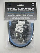 Hockey Goalie Pads Toe Hook! Revolutionary Goal Pad Hook Complete ToeHook System