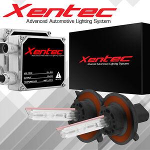 9005/9006 XENTEC 55W HID Xenon Headlight Conversion KIT Lights H1/H3/H4/H7/H11