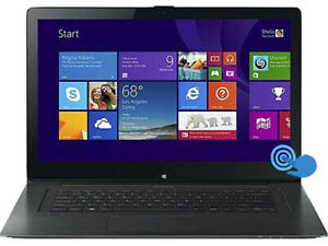 """Sony VAIO Fit 15A SVF15N17CXB - ISSUES - SEE DESCRIPTION - PURCHASING """"AS IS"""""""