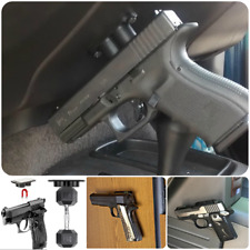 Vehicle Holster Magnet Concealed Gun/Pistol Magnetic Holder Car/Under Desk Mount