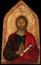 Fine Art Print of Religious Icon: Christ Blessing