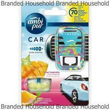 Ambi Pur Car Ultra Control Ambientador con sabor a fruta trópico 7ML