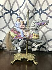 American Carousel Horse By Tobin Fraley Second Edition Coin Inlay Numbered