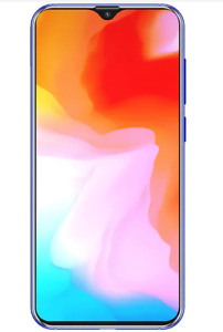 CUBOT X20 Pro 6.3 inch 4G Smartphone with 6GB RAM 128GB ROM AI Triple Camera And