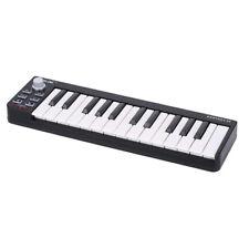 Worlde Easykey 25 Keyboard Mini 25-Key USB MIDI Controller Musical N1Q4