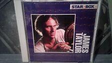 James Taylor - Star Box JAPAN CD 1993 20trk SRCS-6898