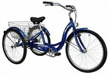 Schwinn Adult Tricycle 3 Wheel Bicycle Bike Three Wheeler Basket Beach Cruiser