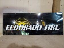 El Dorado Tire Sign