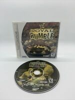 WWF Royal Rumble (Sega Dreamcast, 2000) - Complete - Tested