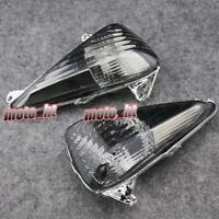 Front Turn Signal Light Lens Cover For HONDA CBF600S VARADERO 1000 2004-2016