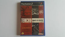 TENCHU Wrath of Heaven / jeu Playstation 2 / PAL GER / PS2