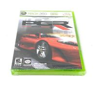 PGR 3 Project Gotham Racing 3 Video Game XBOX 360 Microsoft New Factory Sealed