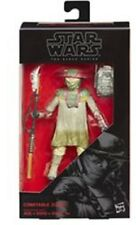 Star Wars The Force Awakens Black Series 6-Inch Constable Zuvio Action Figure!