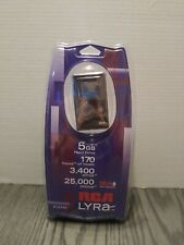 New Sealed - Rca Lyra 5Gb Digital Mp3 Player with Accessories (Rd2765) 2005