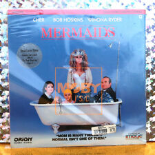 MERMAIDS SPECIAL LIMITED EDITION LASERDISC laser disc cher winona ricci SEALED