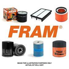 FRAM FILTER KIT FOR TOYOTA LANDCRUISER DIESEL 00-07 4.2 HDJ100R 1HD-FTE 6 CYL TD