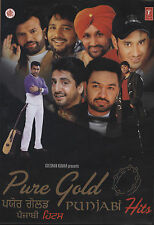 Pure Gold Punjabi hits DVD