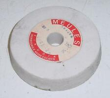 Meule plate VIRUDIA Ø 120 mm - ép 25 mm - Ø alésage 20 mm - NEUVE