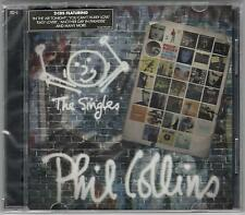 PHIL COLLINS THE SINGLES SEALED 2 CD SET NEW