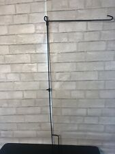 Nwot Metal Garden Flag Pole 38 X 15