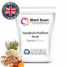 Ispaghula Psyllium Lolla 350mg capsule, Integratori Cigno Nero Regno Unito | perdita di peso