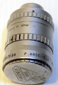 "Objectif "" ANGENIEUX"" - MOUNT "" D "" - 8 mm - F 6,5  mm  -TBE"