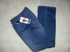 MISSES*LEVI'S BOLD CURVE BOOTCUT JEANS*SIZE 6 MEDIUM*NWT