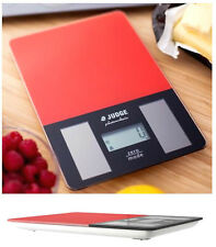 Kitchen Scales With Liquid Measuring Function 5kg/11lb Scales Judge Solar