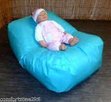 WATERPROOF BABY BEAN BAG FEEDING CHAIR RELAXER BEANBAG PILLOW PHOTO STUDIO PROP