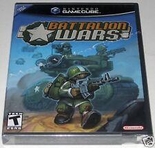 Battalion Wars (Nintendo, GameCube) .. Brand NEW!!!