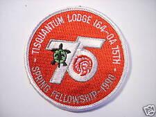 TISQUANTUM LODGE 164 1990 FELLOWSHIP WEEKEND