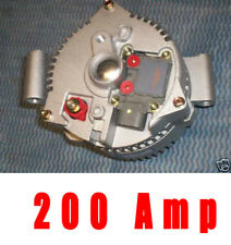 FORD EXPLORE Mercury Mountaineer 4.0L 200 HIGH AMP NEW ALTERNATOR 06 07 08