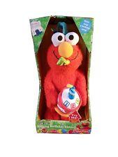 "12"" Fisher-Price Sesame Street Singing Birthday ELMO Sings Birthday Song Plush"