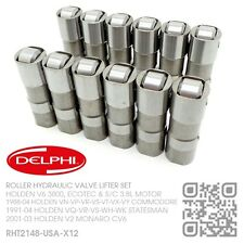 DELPHI ROLLER VALVE LIFTER SET 3800 3.8L V6 MOTOR [HOLDEN VN-VP-VR COMMODORE]