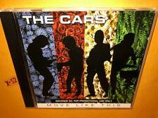 THE CARS promo ADVANCE Move Like This CD Todd Rundgren Ric Ocasek reunion album