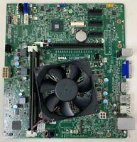 DELL SCHEDA MADRE VJ4YX + CPU INTEL PENTIUM G3240 3.10GHZ + 2GB RAM DDR3
