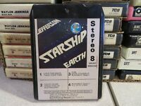 JEFFERSON STARSHIP Earth (8-Track Tape)