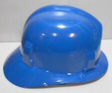 CAIRNS MSA Fire Service Helmet Hard Hat, Blue, Modern, Shell Only