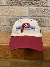 NWT Vintage Philadelphia Phillies American Needle MLB Hat Cooperstown SnapBack