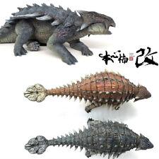 Nanmu 1/35 Ankylosaurus Mace Figure Ankylosaur Animal Dinosaur Collector Toys