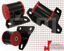 JDM H Series Motor Mounts EG Civic Del Sol DC Integra H22 H23 F22 F23 Kit Set