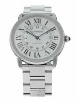 Cartier Ronde Solo Automatic Men's Stainless Steel 42mm Watch W6701011