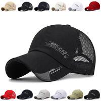 1* Space Baseball Cap Duck Tongue Hat Quick Dry Waterproof Men Sport Sun Outdoor