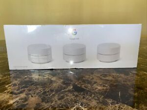 Google Wifi System Router Replacement Set - Set of 3