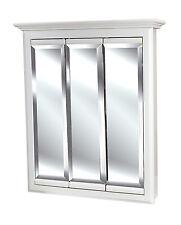 30x30 White Medicine Cabinet