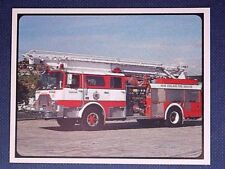 MACK Remote Control Fire Engine    Superb Photocard