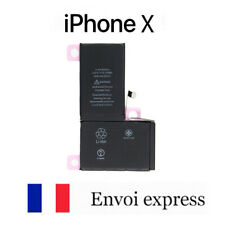 Internal battery iphone x new + sticker - 2716 mah internal battery 10 new